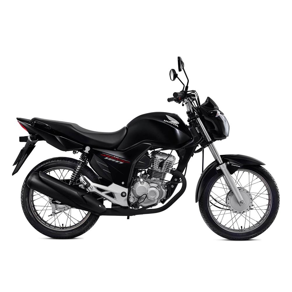 cg 160 start 2020 - honda moto way